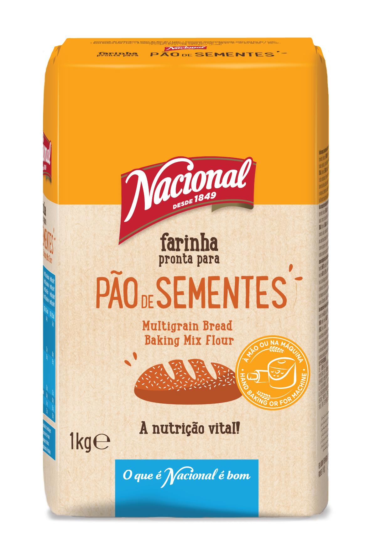 ImagePÃO SEMENTES 1kg