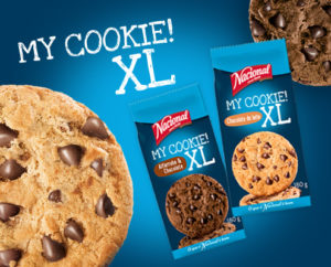 My Cookie XL  ! É novo, é Nacional!