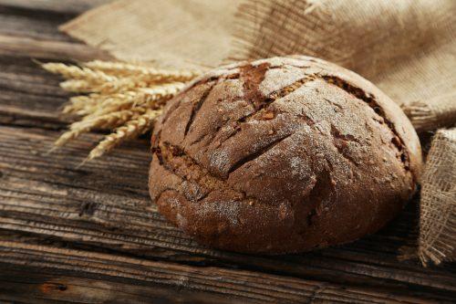 Pão de Trigo e Alfarroba